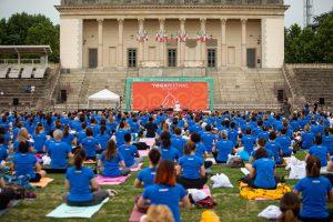YogaFestival, solstizio 21 giugno 2019